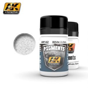 WHITE ASHES PIGMENT<br> AK142